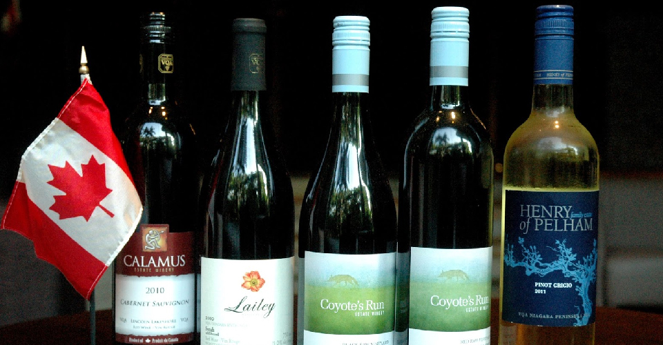Everything About Canadian Wine